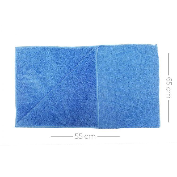 Mikrofiber Yer Silme Ve Kurulama Bezi 55x65 270grm2