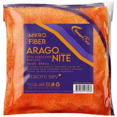 SmartBee Aragonite Mikrofiber Oto Kurulama Havlusu